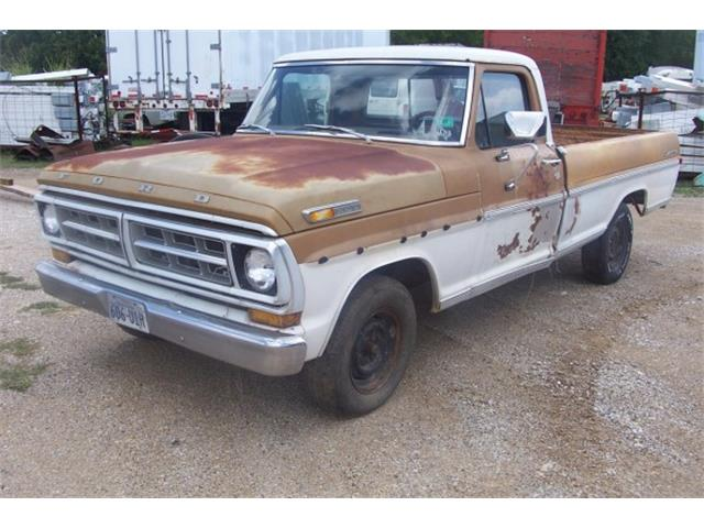 1971 Ford F150 | 889145