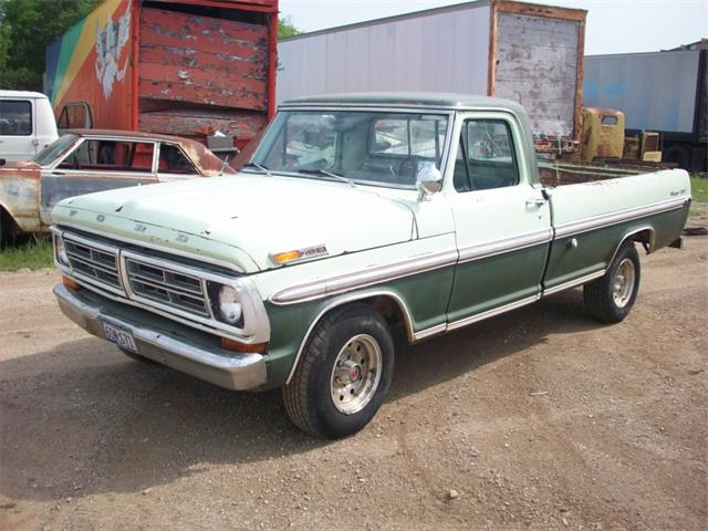 1972 Ford F150 | 889147