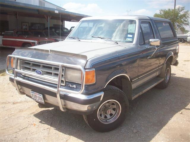 1987 Ford Bronco | 889151