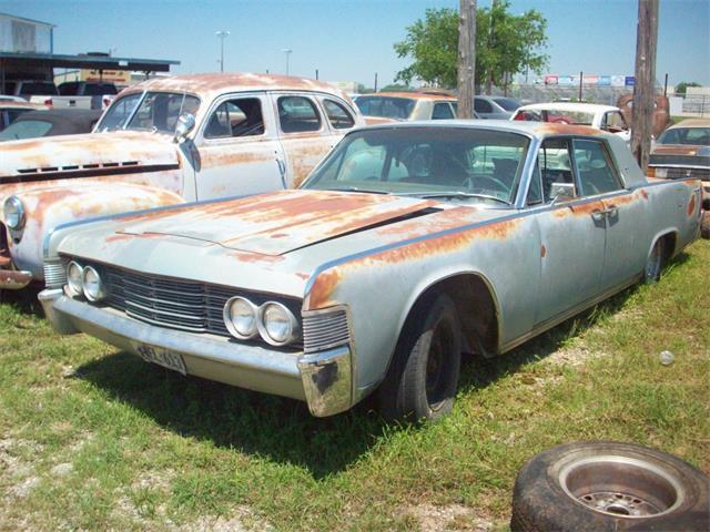 1965 Lincoln Continental | 889152