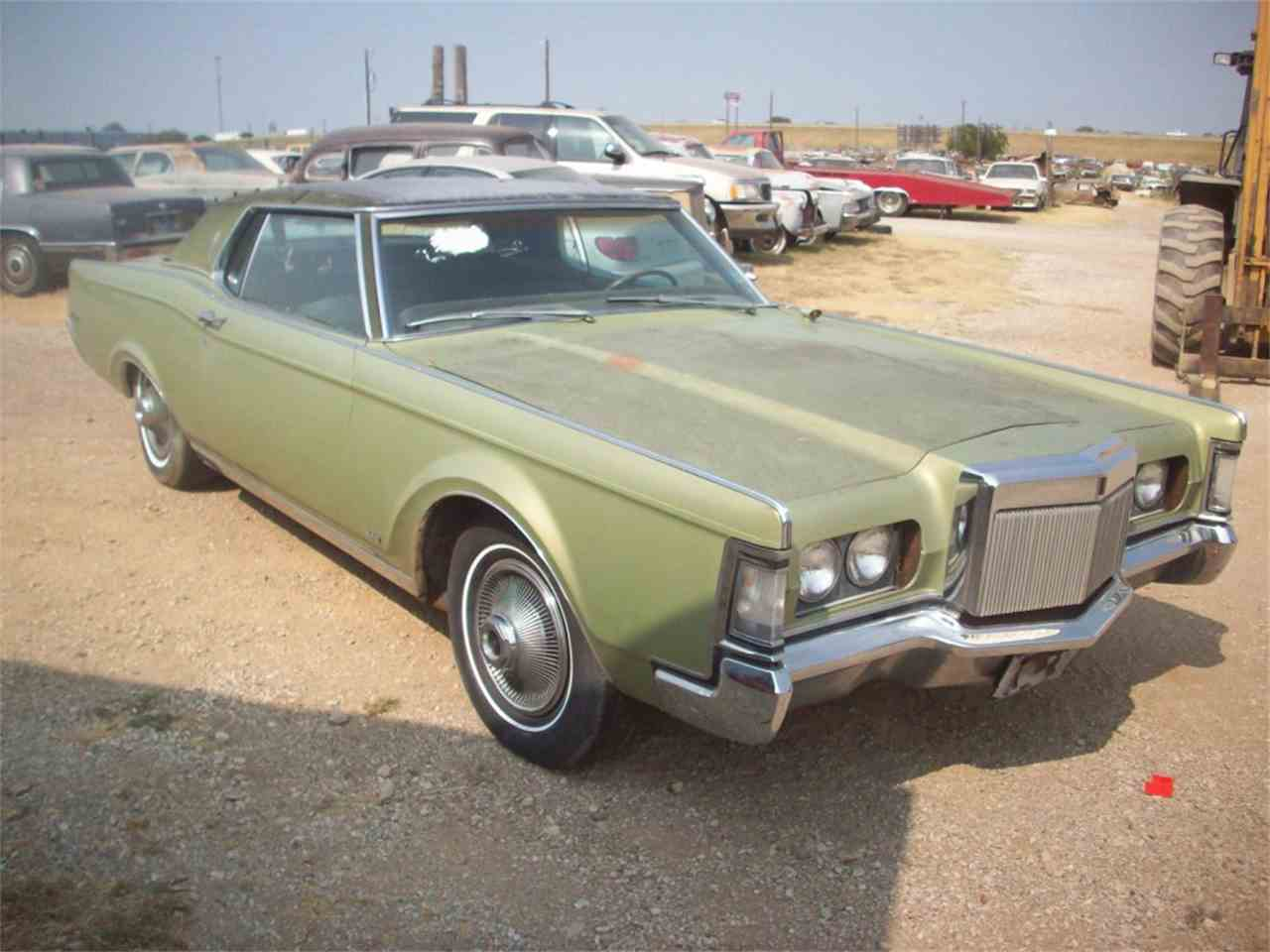 1969 lincoln continental mark iii for sale cc 889153. Black Bedroom Furniture Sets. Home Design Ideas