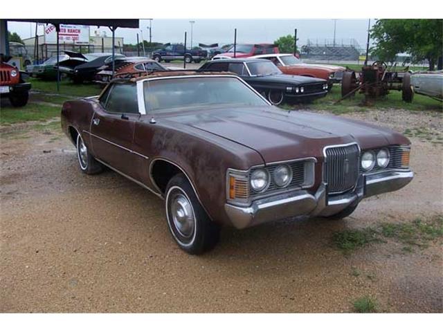 1972 Mercury Cougar | 889155