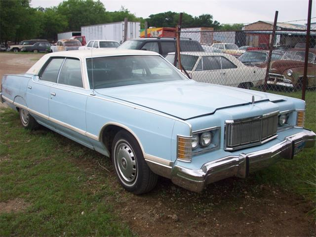 1978 Mercury Grand Marquis | 889157