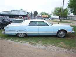 Picture of 1978 Mercury Grand Marquis located in Texas Offered by CTC's Auto Ranch Inc - J22T
