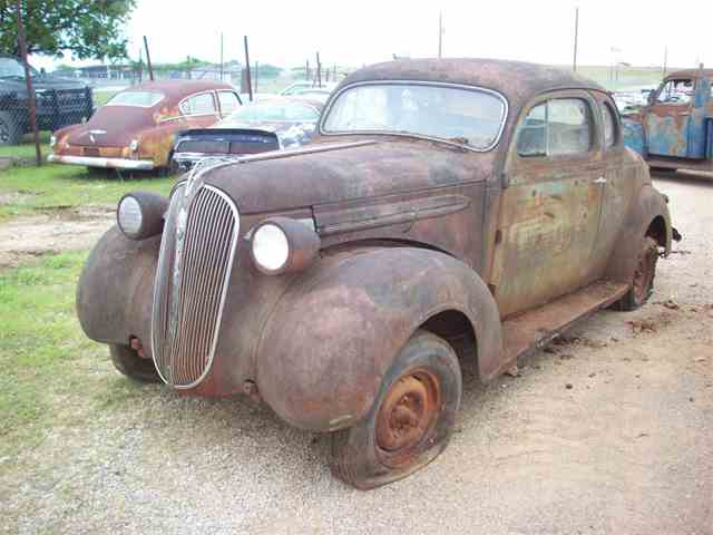 1937 Plymouth Business Coupe | 889158