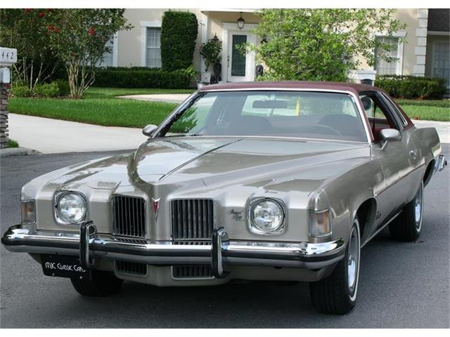 1973 Pontiac Grand Prix | 880916