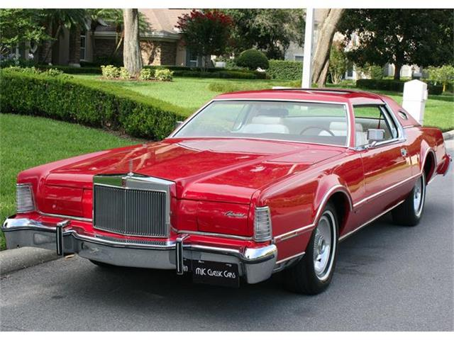 1976 Lincoln Mark IV | 880918