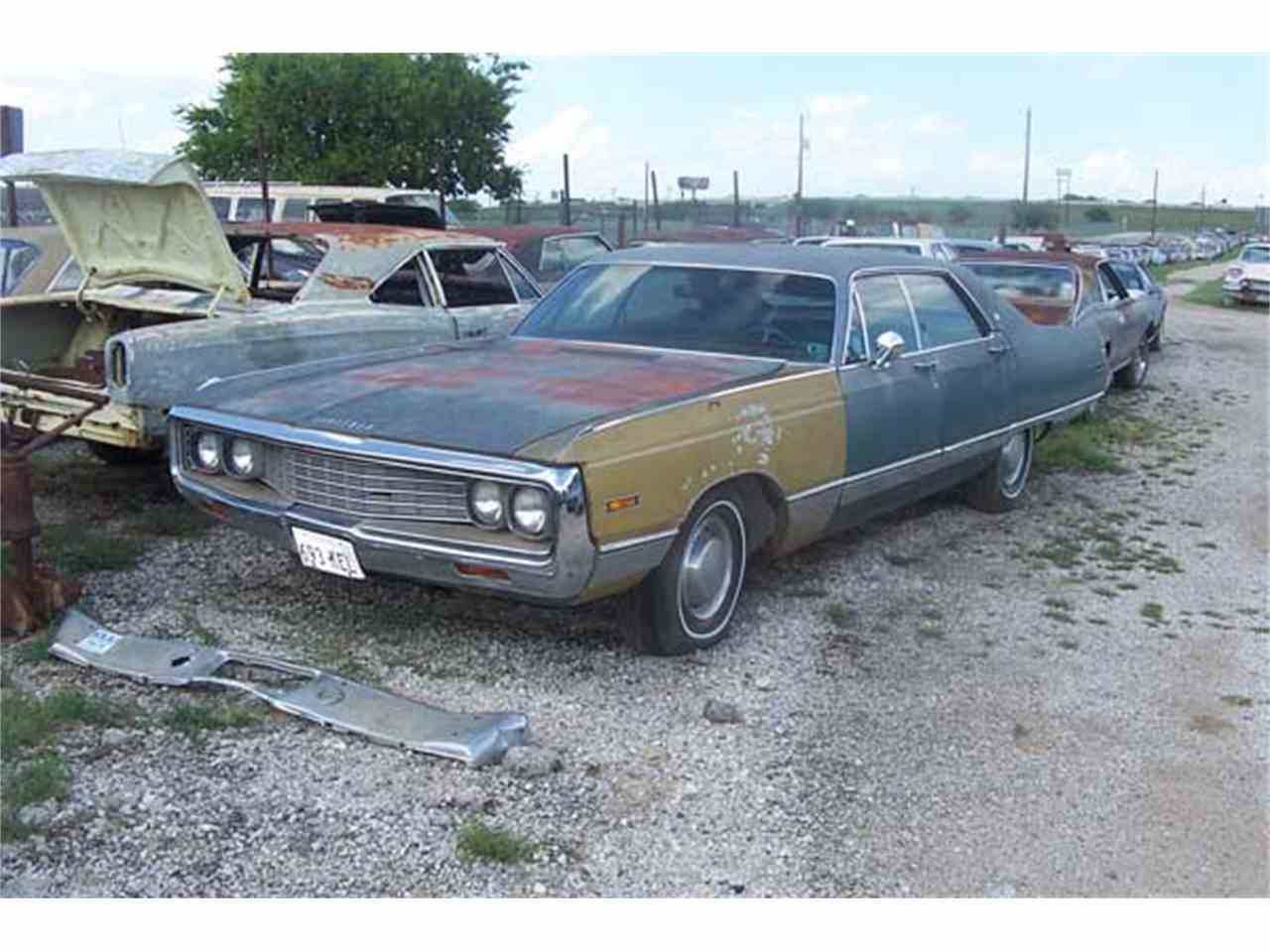 1970 chrysler new yorker 4 door images galleries with a bite. Black Bedroom Furniture Sets. Home Design Ideas