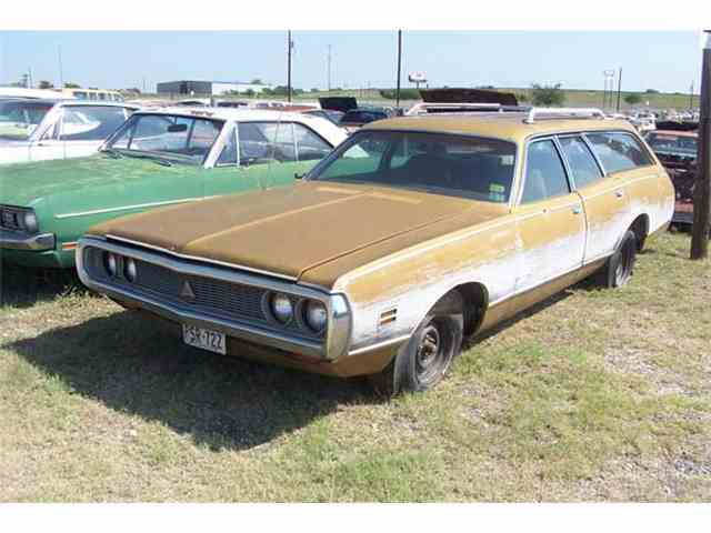1971 Dodge Coronet Wagon | 889185