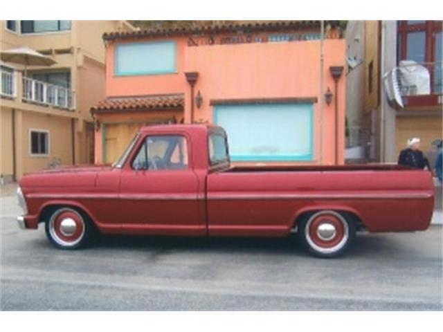 1967 Ford F100 | 889197