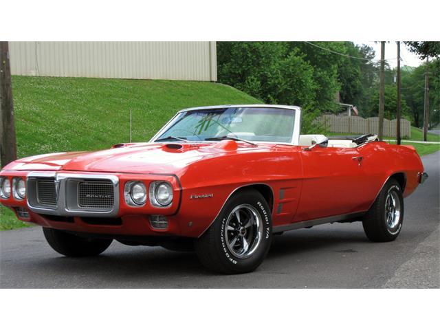 1969 Pontiac Firebird | 880092
