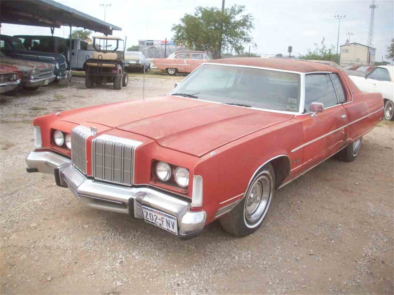 1978 Chrysler New Yorker for Sale - CC-889201