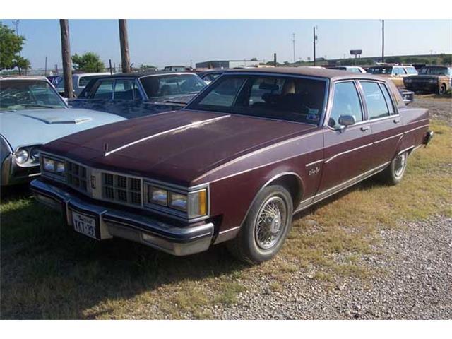 1981 Oldsmobile 98 | 889209