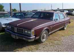 1981 Oldsmobile 98 for Sale - CC-889209