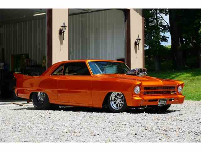 1967 Chevrolet Nova II SS | 889217