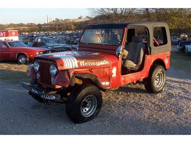 1977 Jeep CJ7 | 889228