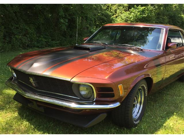 1970 Ford Mustang Boss 302 | 889233