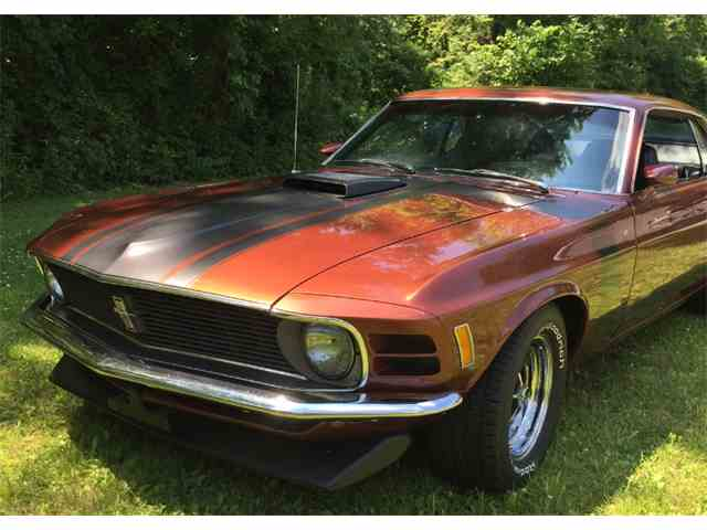 1970 Ford Mustang | 889233