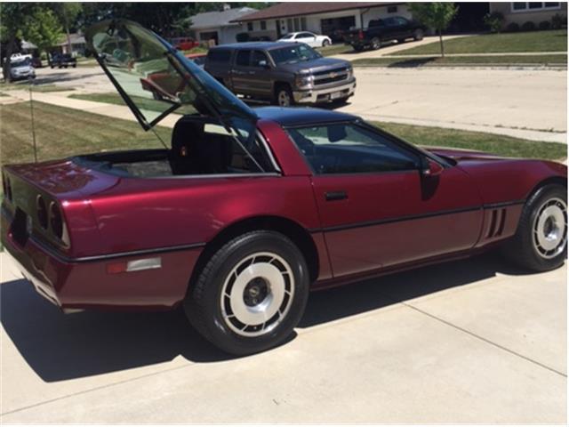 1985 Chevrolet Corvette | 889237