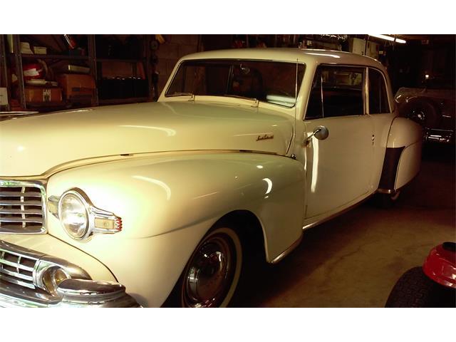 1947 Lincoln Continental | 889242