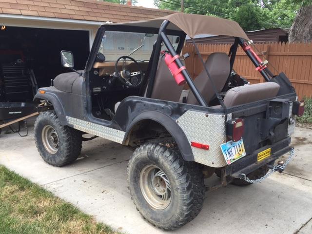 1976 Jeep CJ5 | 889243
