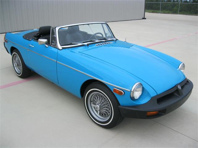 1979 MG MGB | 889244