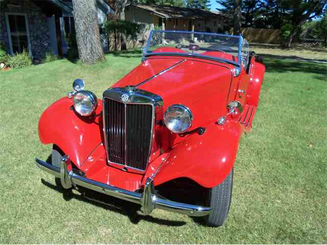 Classic Mg For Sale On Classiccars Com Available Page