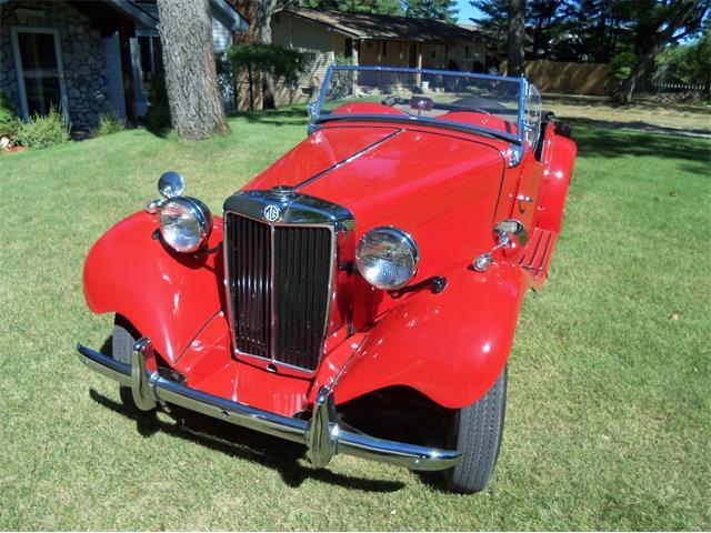 1953 MG TD | 889245