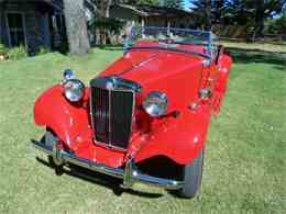 1953 MG TD for Sale - CC-889245