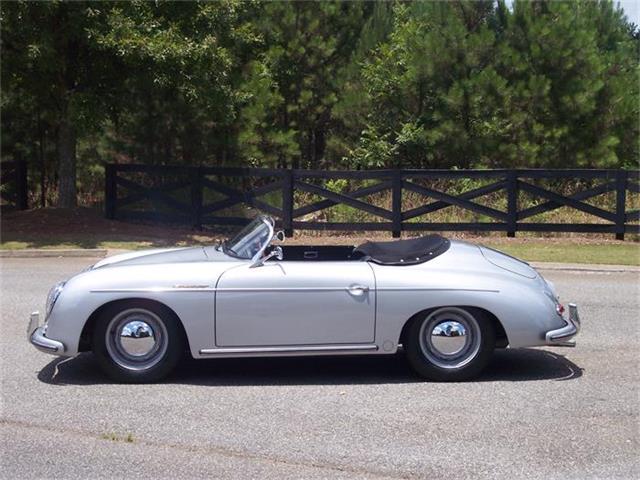 1957 Porsche 356 For Sale Classiccars Com Cc 386082