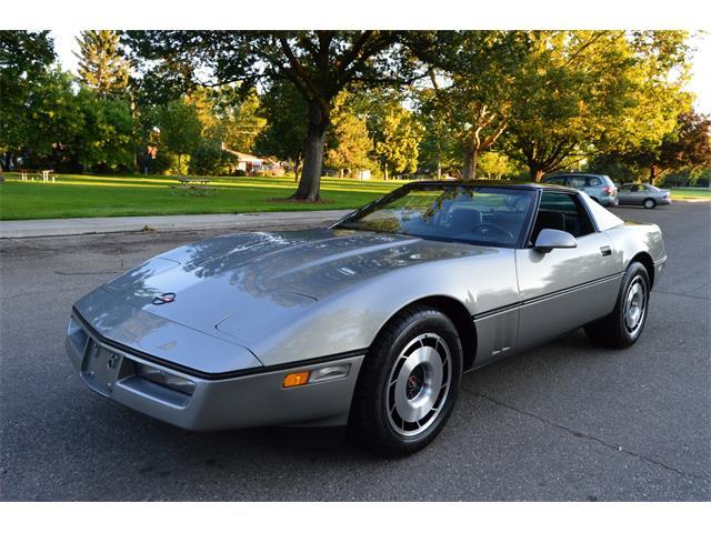 1984 Chevrolet Corvette L83 | 889258