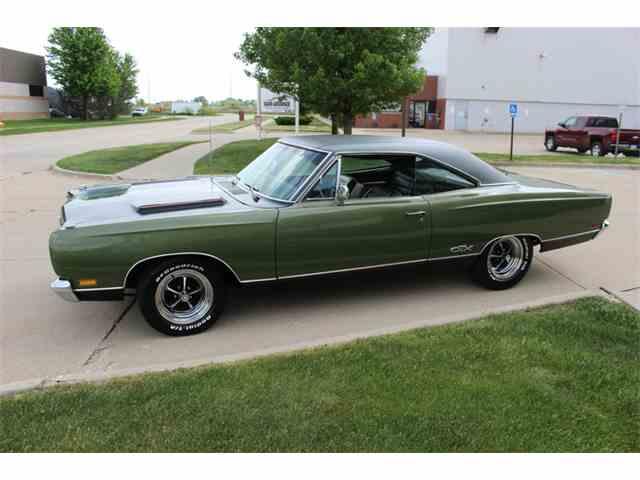 1969 Plymouth GTX | 889259