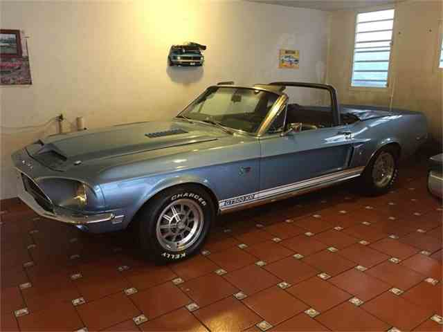 1968 Shelby GT500 | 880927