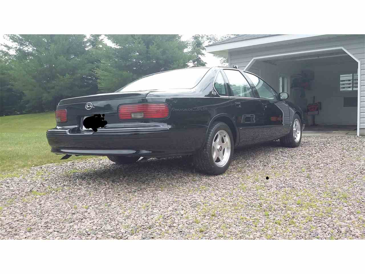 Large Picture of '96 Impala SS - J25Y