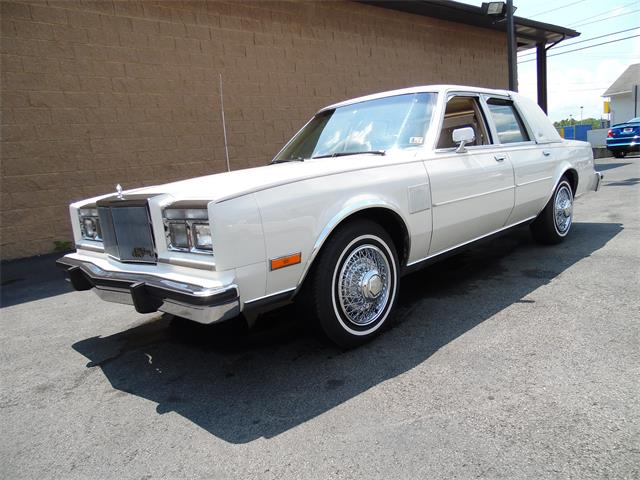 1984 Chrysler Fifth Avenue | 889272