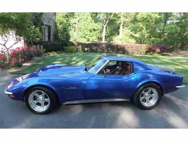 1972 Chevrolet Corvette | 889273