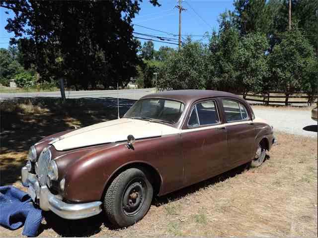1959 Jaguar Mark I | 880928