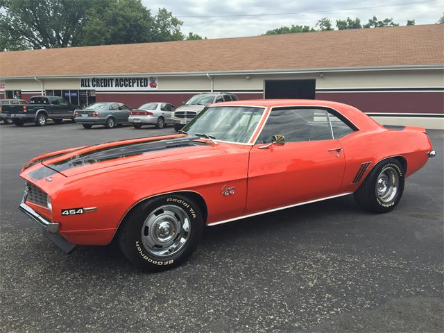 1969 Chevrolet Camaro SS | 889281