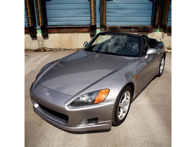 2001 Honda S2000 | 889289