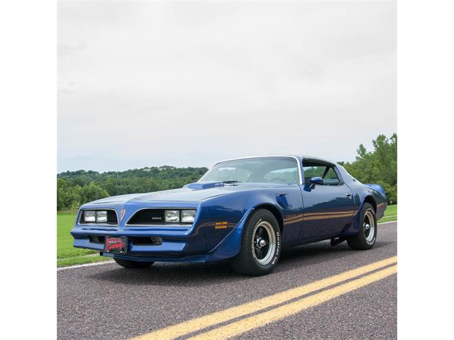 1978 Pontiac Firebird Trans Am | 889290