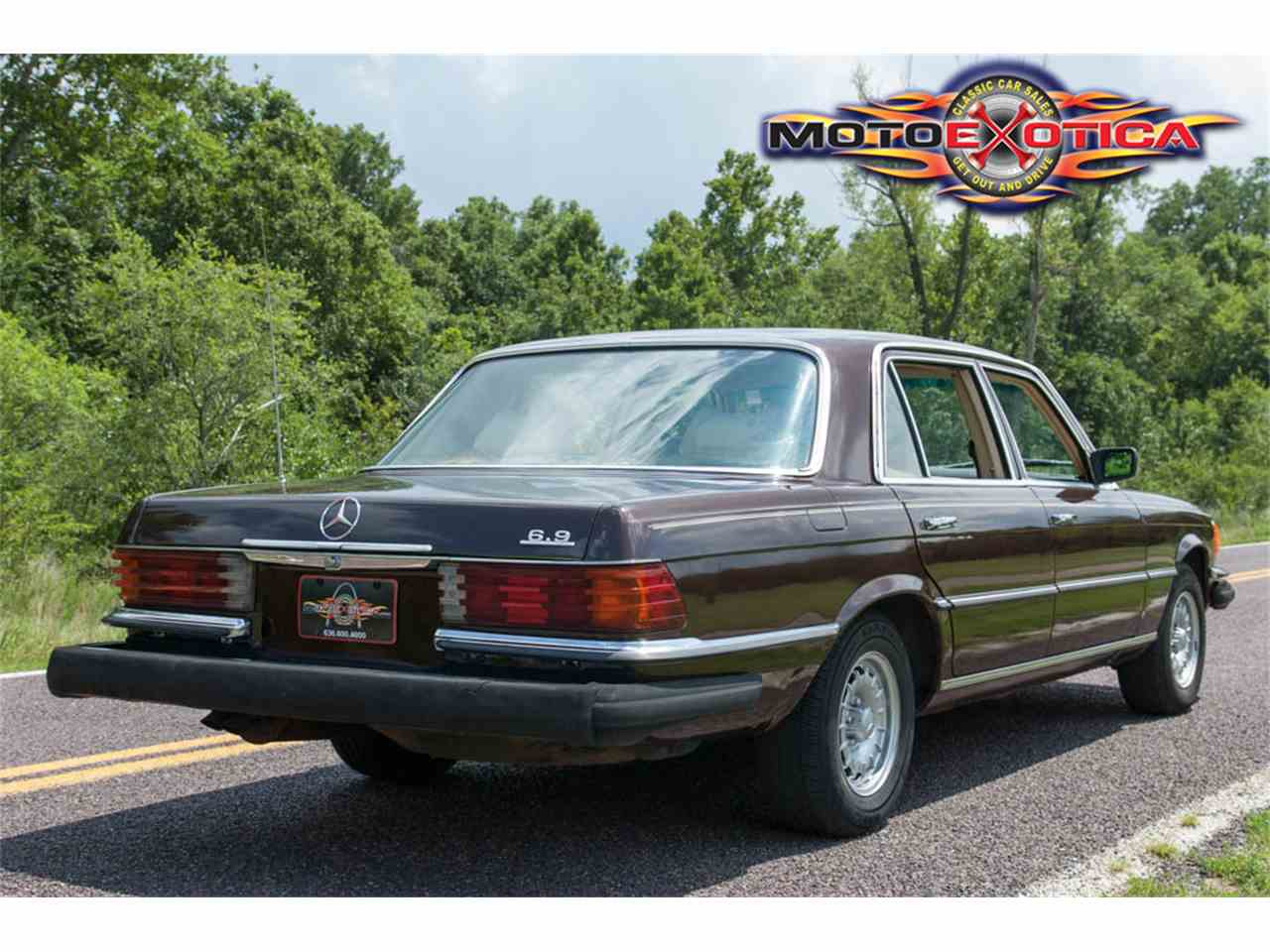 1979 mercedes benz 450sel for sale cc for Mercedes benz columbia mo