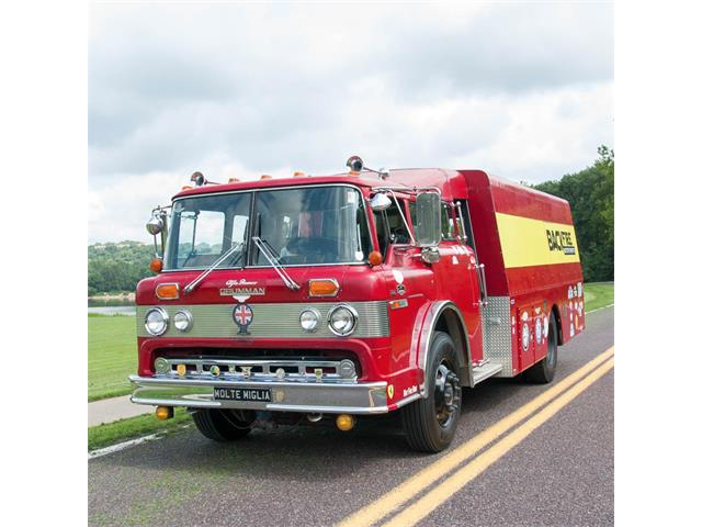 1986 Ford C8000 Firetruck Hauler | 889295