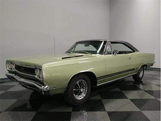 1968 Plymouth GTX | 889315
