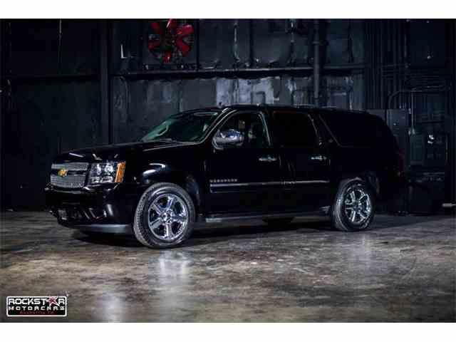 2012 Chevrolet Suburban | 889351