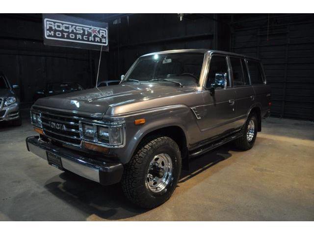 1990 Toyota Land Cruiser FJ | 889358