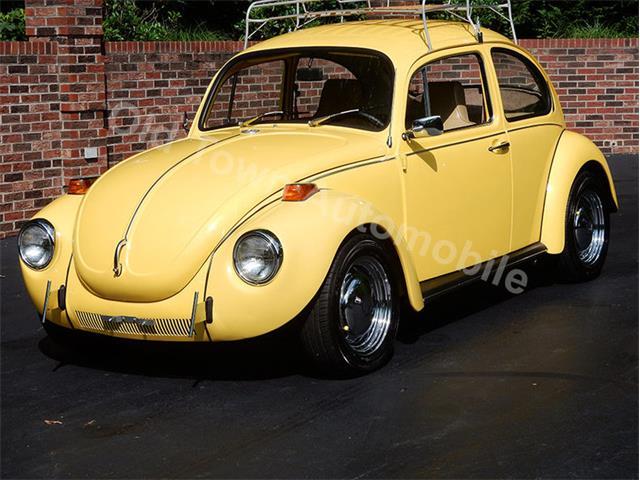 1972 Volkswagen Super Beetle | 880936