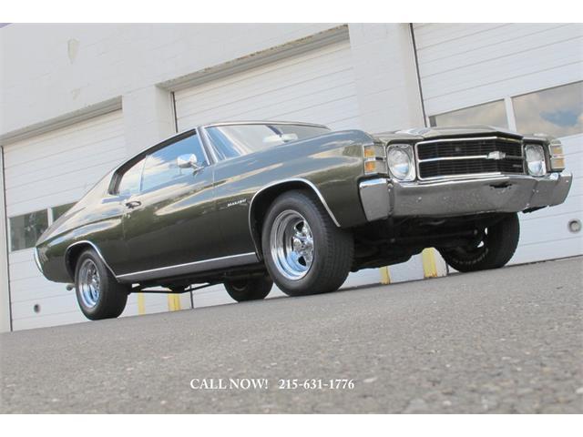 1971 Chevrolet Malibu | 880937