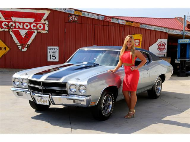 1970 Chevrolet Chevelle SS | 889370