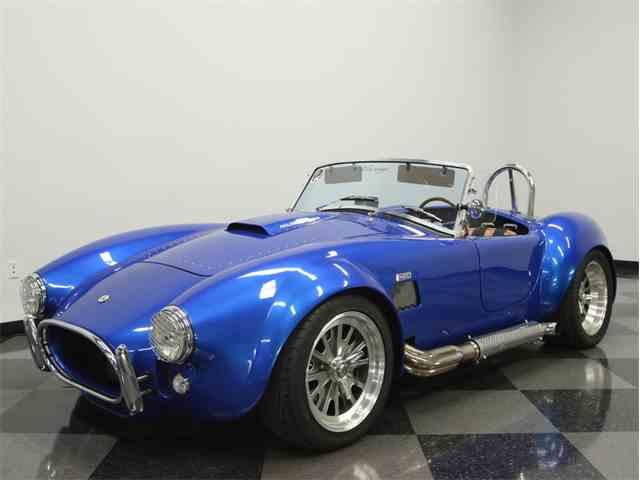 1965 Backdraft Racing Cobra | 889373