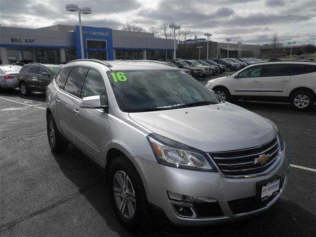 2016 Chevrolet Traverse | 889380
